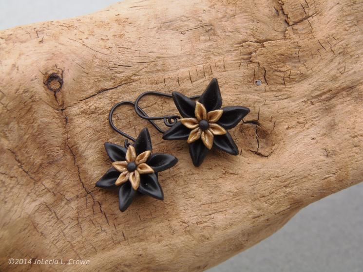Gold Starflowers