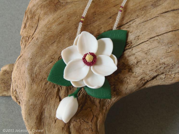 Magnolia Blossom - custom bridal order