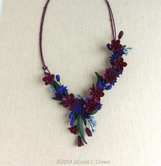 Delicate Blooms - custom order