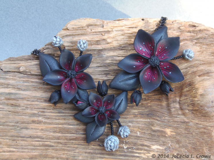 Night Lilies series - 1