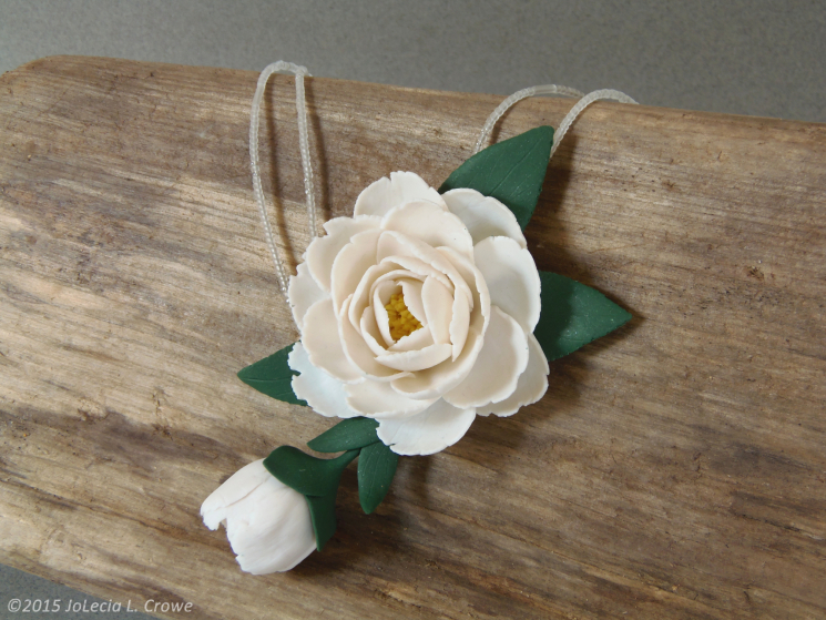 Peony - custom bridal order