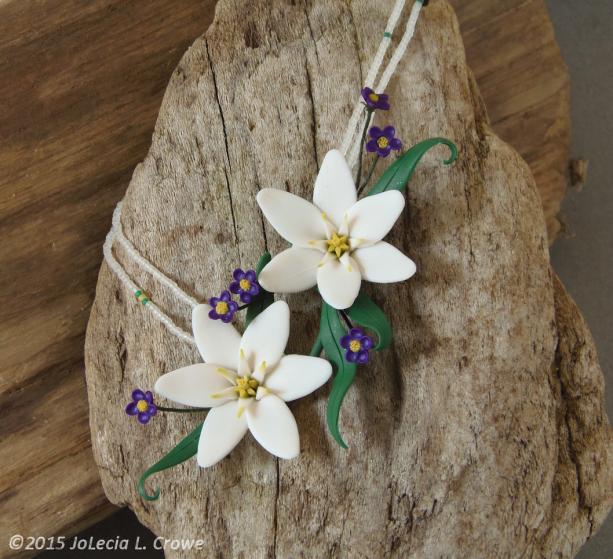 Star of Bethlehem Flowers - custom bridal order