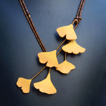 Fall gingko series