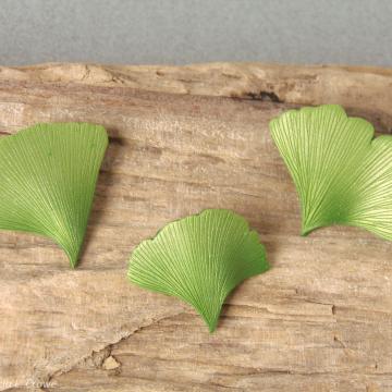 Spring ginkgo series - pins