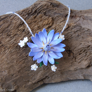 Water Lily - custom bridal order
